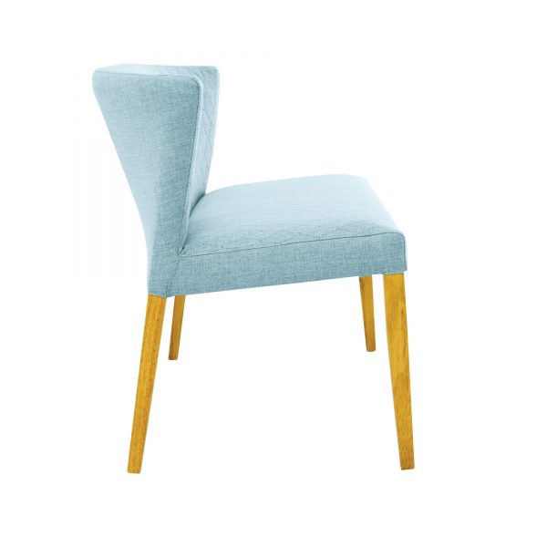 Hoda 2 Seater Dining Chair By Masons Home Decor