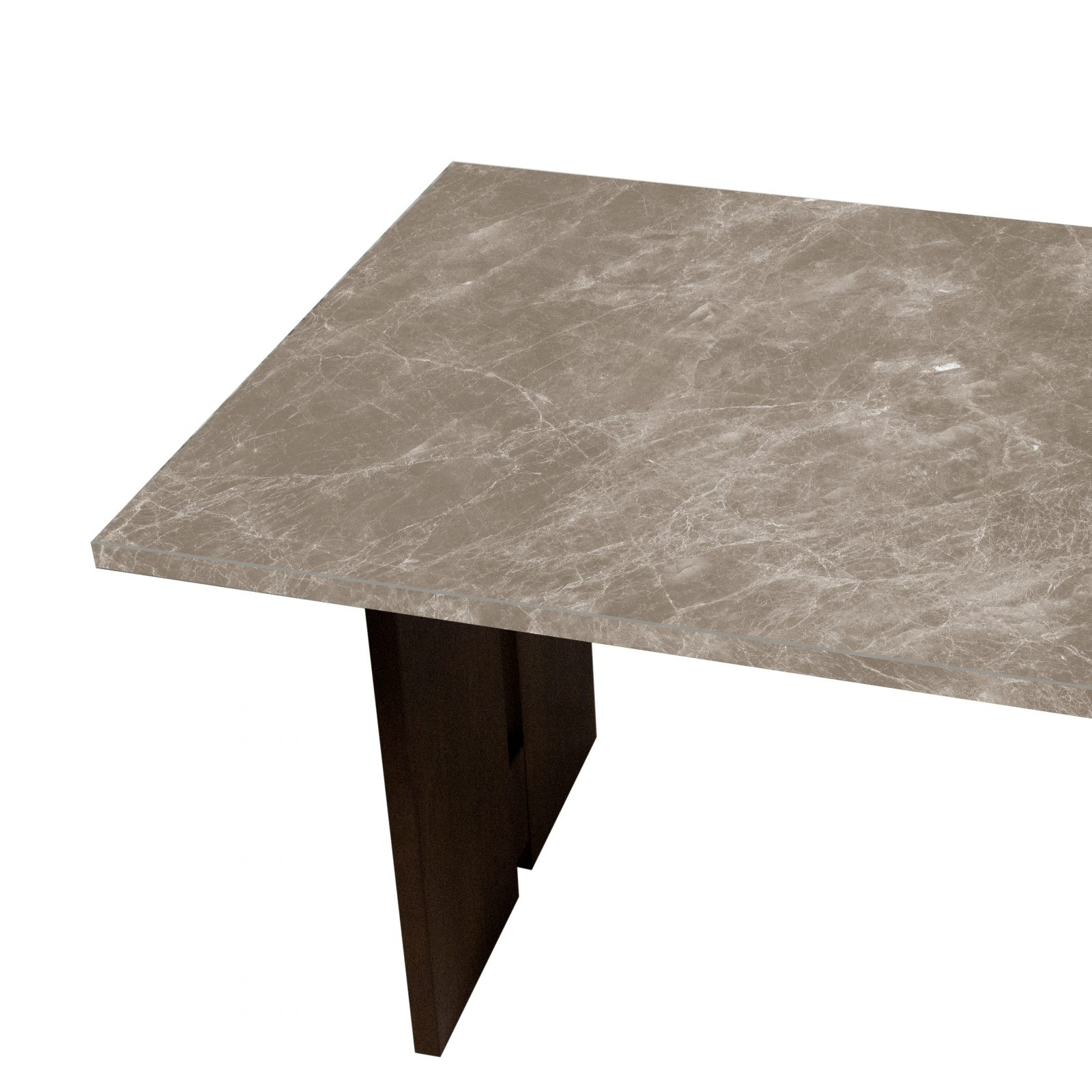 jolie marble dining table by masons home decor