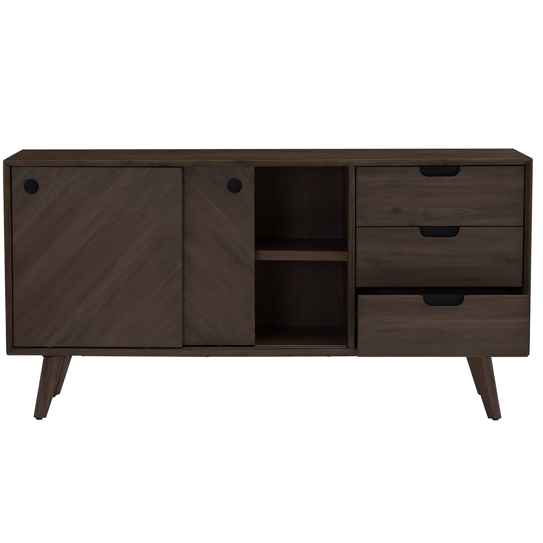 torrell solid wood sideboard by masons home decor