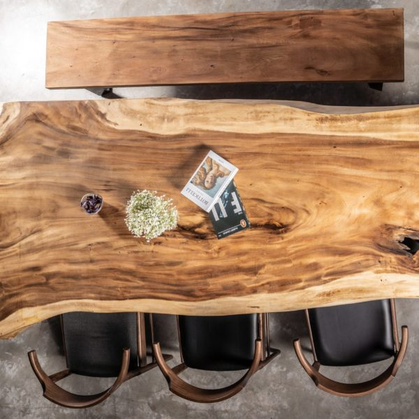 primero suar wood dining table by masons 2